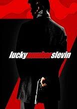 Lucky Number Slevin Movie Poster (27 x 40 Inches - 69cm x 102cm) (2006) Style C -(Josh Hartnett)(Bruce Willis)(Stanley Tucci)(Morgan Freeman)(Ben Kingsley)(Lucy Liu)