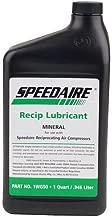 Speedaire 1WG50 1 qt. Compressor Oil
