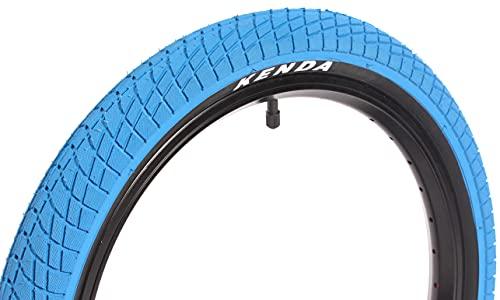 KHE Kenda BMX Freestyle - Copertone da 18', 2,25', solo 650 g, colore: Blu