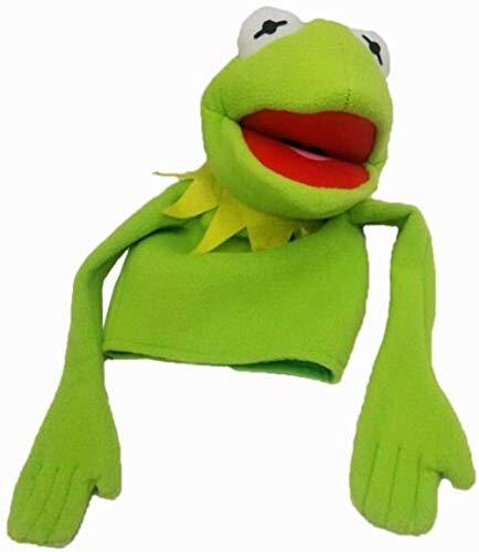 Figuras de Peluche de Barrio Sésamo The Muppet Show Peluche de Juguete Sesame Kermit The Frog Rana de Peluche Muñeco de Peluche Muñeco de Peluche Juguete Educativo para niños 16C