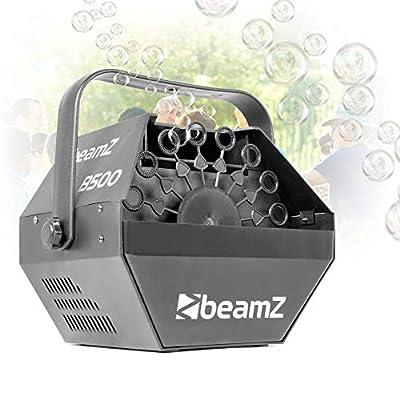 beamz High Output Bubble Blowing Maker Machine Kids Garden Games Outdoors DJ Disco Party