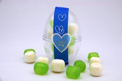 ホワイトデー みるたま ミルク飴×メロン飴 120個
