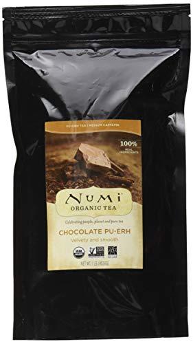 Té Orgánico De Hojas Sueltas  marca Numi Organic Tea