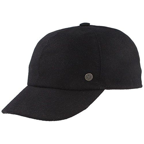 Bugatti - Windstopper Baseball Mütze, Cap, Herren, ausklappbarer Ohrenschutz, Ohrenklappen, OS-Mütze