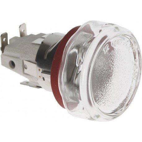 Portalámparas de horno con bombilla E14 15 W 230 V