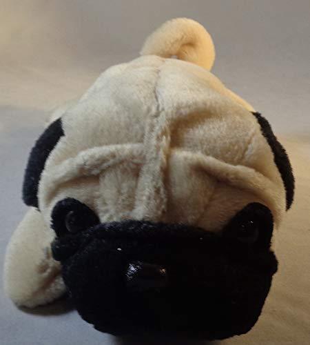TY Beanie Babies - Pugsly the Pug Dog by TY Beanie Babies - Pugsly the Pug Dog