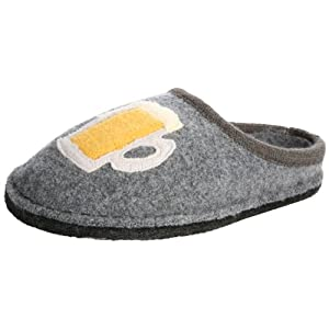 Haflinger Beer & Pretzel Slipper