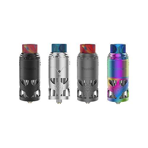 Vapefly Brunhilde Top Coiler RTA 8ML Atomizador de cigarrillo electrónico - Sin nicotina ni tabaco (Negro)