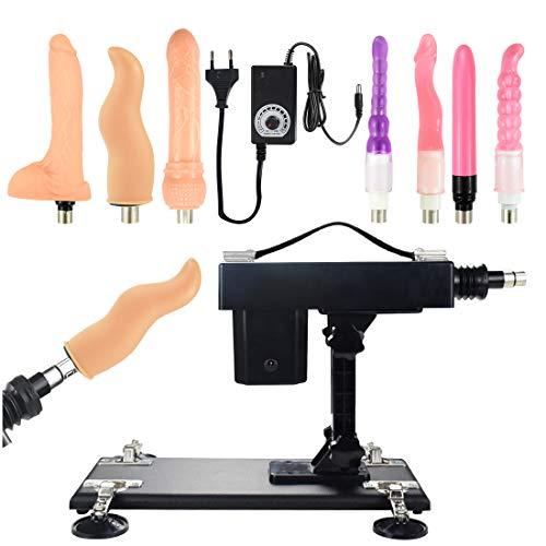 Premium Love Sex Maschine Fickmaschine Dildo Maschine mit verschiedenen Dildos