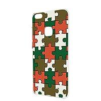FFANY HUAWEI P10 lite (WAS-LX2J) 用 スマホケース ハードケース パズル柄・ベーシック おもしろ ゲーム パロディ ファーウェイ ピーテンライト ワイモバイル SIMフリー スマホカバー 携帯ケース 携帯カバー puzzle_aao_h190732