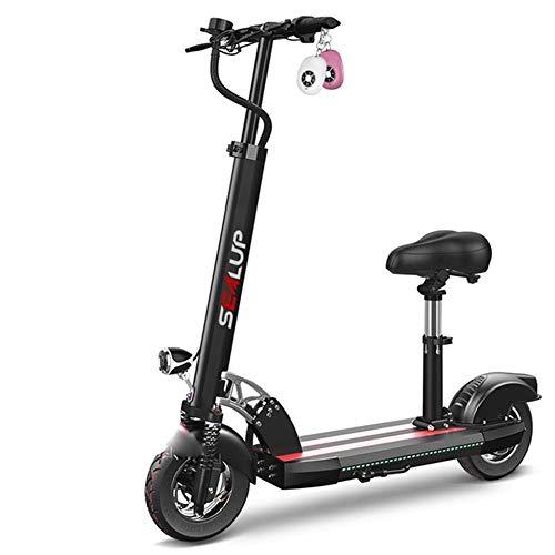 Bicicleta EléCtrica Plegable Adulto Motor 500W 10