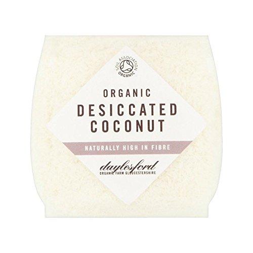 Daylesford Organic Kokosraspeln 125G - Packung mit 6