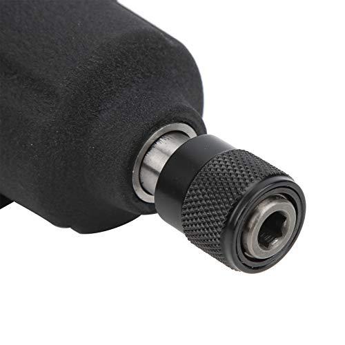 Destornillador eléctrico, destornillador neumático Herramientas neumáticas Aleación de acero con boquilla de aire para muebles(Japanese-style)