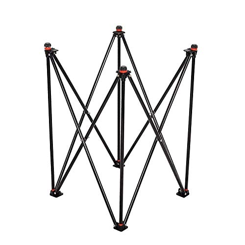 Volatility Foldable Height Adjustable Carrom Board Stand Professional Easy Fold Hydraulic Premium Quality for Carom