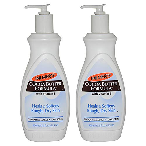 Palmers Cocoa Butter Formula with Vitamin E Lotion - Pack of 2 For Unisex 13.5 oz Lotion
