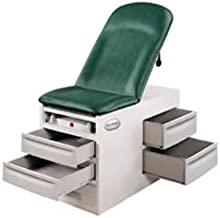 Brewer Company Basic Exam Table Side Drawers Left - Model 4000-XX-L - Each