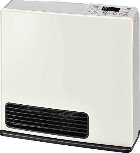 リンナイ 35号 ガスファンヒーター (木造11畳・コンクリ15畳まで)(ホワイト)(プロパンガス/LPG) (※ガスホースは別売です) SRC-365E-LPG