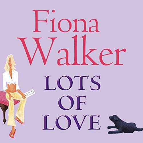 Lots of Love audiobook cover art