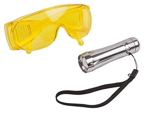 KS Tools 5501190 Batterie UV Jeu de fuite uchlampen
