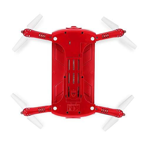 GoolRC Cámara T37 WiFi FPV HD Altitud G-Sensor Hold Plegable Mini RC Selfie Drone Quadcopter