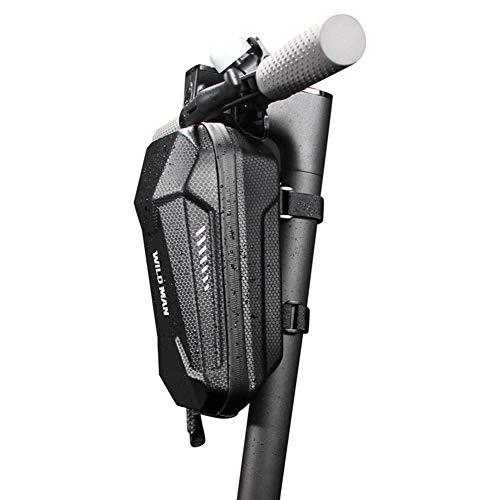 Bolsa Bicicleta MontañA Bolsas para Bicicletas Accesorios para Bicicletas Accesorios de Bicicleta Soporte de teléfono de Motocicleta Impermeable Black,3l