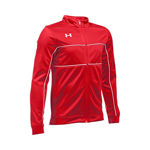 Under Armour UA Rival Knit Warm Up Youth X-Large Red