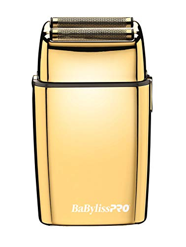 BaByliss Pro Gold FX02 Metal Foil - Afeitadora eléctrica