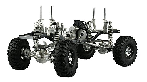 Amewi 22142 - AMX Rock Crawler Steel Spring Full CNC Alloy