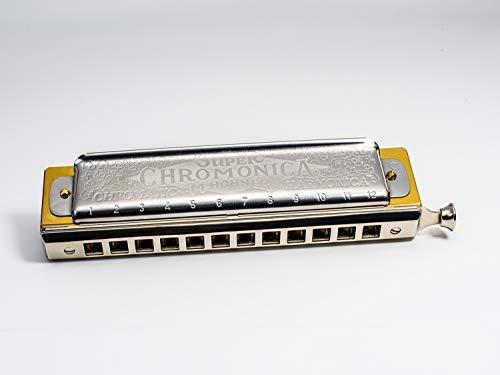 Hohner armónica M Chromonica 27001 x Super 270-C