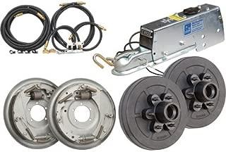 Tie Down Engineering Hydraulic Drum Brake Kit - 12in. Drum, 8,000-Lb. Actuator, 6 Lugs, Model Number 82408