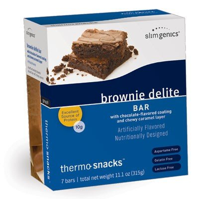 SlimGenics Thermo-Snacks