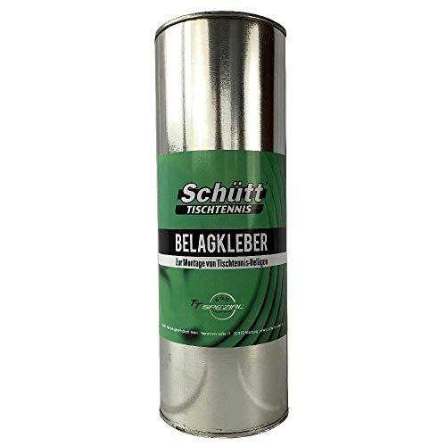Botella de recambio para ping pong de mesa (1000 ml) – Pegamento para revestimientos de tenis de mesa | contiene disolventes | TTEspecial para tenis de mesa