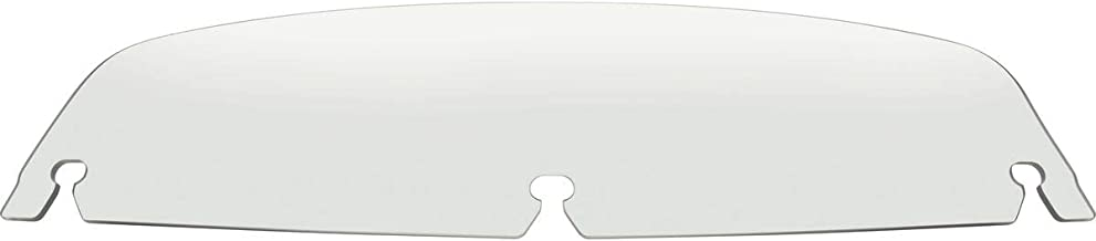 Memphis Shades 06-13 Harley FLHX2 Replacement Spoiler Windshields for OEM Fairings (3in) (Ghost)