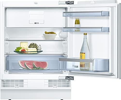 Bosch Elettrodomestici KUL15AFF0 Serie 6, Frigorifero sottopiano con vano congelatore, 82 x 60 cm