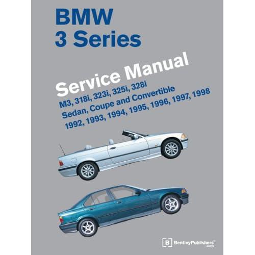 1986 1992 bmw m3 repair service manual