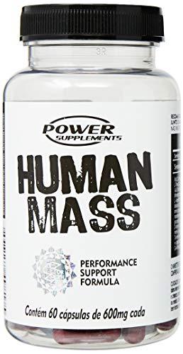Human Mass 600mg (60 caps), Power Supplements