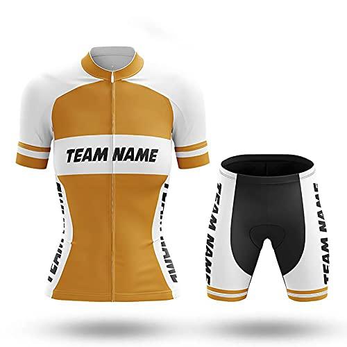 JQKA Maillot de Ciclismo para Mujer MTB Tops Mountain Bike Jersey Camisetas...
