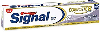 Signal Complete 8 Toothpaste Gold, 100ml