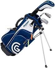 Cleveland Golf Junior Golf Set, Large Ages 10-12, 7 Clubs and Bag