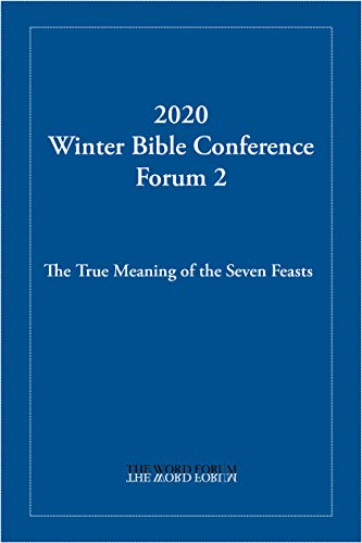 2020 Winter Bible Conference Forum 2 (English Edition)