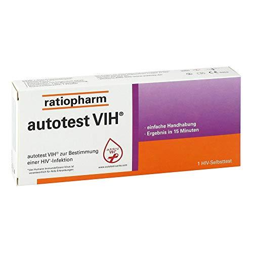 autotest VIH HIV-Selbsttest ratiopharm,1St