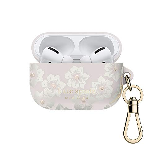 Beauty tools | Kate Spade New York Airpods Pro Case – Hollyhock Cream/Blush/Translucent Blush/Glitter Flower Centers/Gold Logo/Premium Gold Hardware, Gym exercise ab workouts - shap2.com