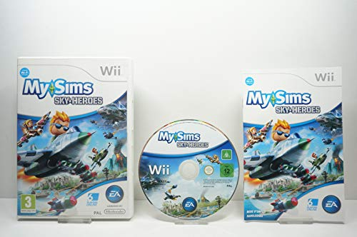 Electronic Arts  MySims SkyHeroes, Wii