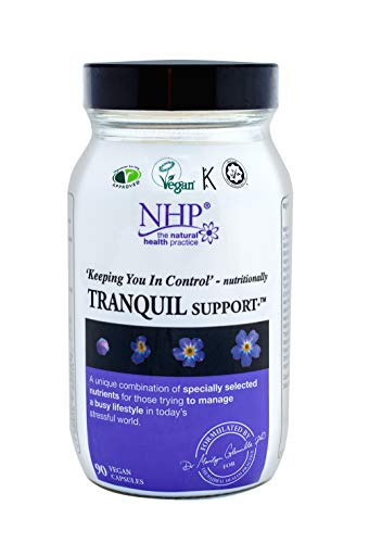 Natural Health Practice Tranquil Woman Support for Busy Stressful Lifestyle (90 Capsules)