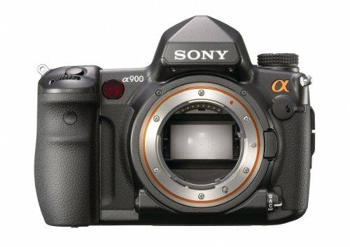 Sony Alpha 900 SLR-Digitalkamera (25 Megapixel) nur Gehäuse