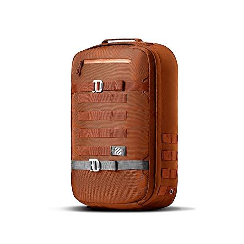 HEIMPLANET Original | Monolith Daypack Rucksack 22L | Handgepäck geeignet - Optimaler Travel Bag | Inkl. 15