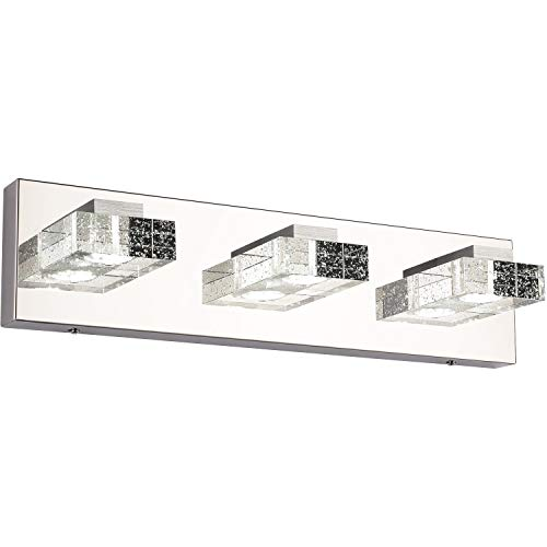Vanity Lights,SOLFART 3 Head Gla...