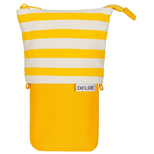 Sunstar Stationery Pen Case Delde Pop Yellow S1409662