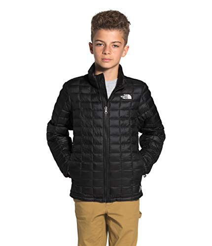 The North Face Kids Boy's Thermoball Eco Jacket (Little Kids/Big Kids) TNF Black MD (10-12 Big Kids)