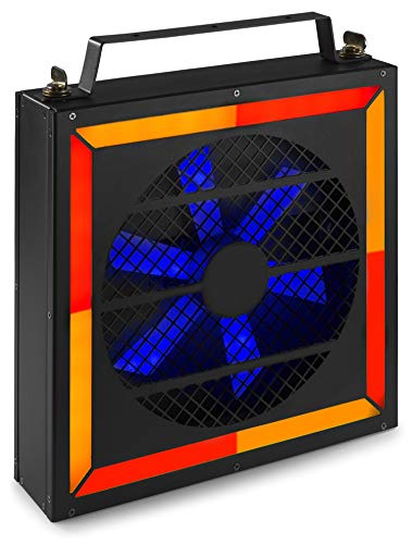 BeamZ Professional LED Twister RGB DMX Ventilator Effekt